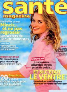 Couverture-3 Santé Magazine - Dr Hayot, Chirurgien esthétique à Paris 8