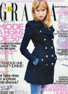 Couverture 3 Grazia - Dr Hayot, chirurgien esthétique à Paris 8